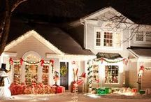 Christmas Lights / Christmas light ideas