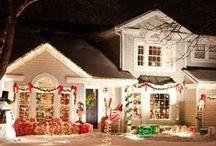 Christmas Lights / Christmas light ideas
