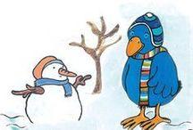 thema: sneeuw en ijs / kleuterplein thema sneeuw en ijs