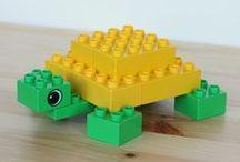 constructie materiaal idee / wat kunnen jouw leerlingen nog meer met constructie materiaal doen?