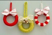 Holiday - ORNAMENTS / X'mas decoration