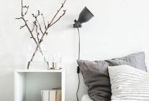 Bedroom / Light coloured bedrooms