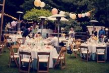 Summer Parties / The sun might be rare in the UK, but that doesn't stop us planning amazing summer parties. Here's some inspiration to make yours unforgettable...