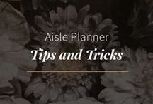 Aisle Planner Tips & Tricks / Tips, tricks, and latests news on learning how to use Aisle Planner's powerful suite of wedding planning tools.