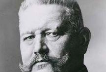 Paul von Hindenburg / 1925-1934 yılları arasında Almanya (Weimar Cumhuriyeti)'nın ikinci Cumhurbaşkanı olarak görev yaptı.