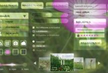 MY Work Portfolio WebDesign Flats
