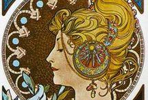 sztuka-od malarstwa przez rysunek do witrażu