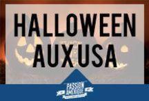 Halloween aux USA / Halloween, c'est une fête traditionnelle celte qui est célébrée chaque année le 31 octobre, pour célébrer les esprits et les défunts ! Retrouvez ici ma sélection d'épingles pour en savoir plus sur cette fête et organiser la meilleure soirée possible !