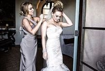 Celebrity Wedding Dresses / Get inspired by these celebrity ladies...