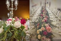 Inspiration for 2017 / New color combinations, venue details, ideas and input for 2017 weddings