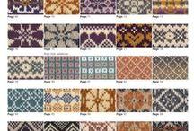 Patterns, Ornaments, Decorations / Pattern, Ornaments, Decorations