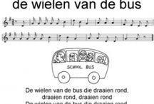 liedjes op school