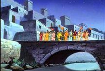 bijbelverhalen / verhalen uit de bijbel