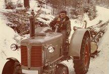 Traktorit / #tractor