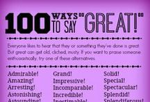 LIA - OTHER WAYS TO SAY ........