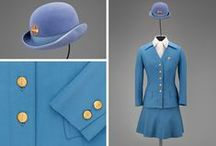 Fashion In Flight: A History of Airline Uniform Design / Fashion In Flight: A History of Airline Uniform Design presents seventy female airline uniform ensembles and additional accessories that date from 1930 to the present.
