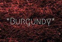 : Burgundy :
