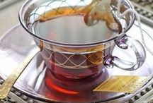 ": Tea : / ""Where there's tea there's hope."" - Arthur Wing Pinero"