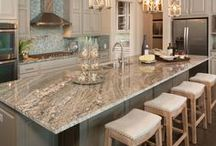 ": Kitchen Ideas : / ""If you can't stand the heat, get out of the kitchen."" - Harry S Truman"
