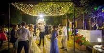 The Party - Music & Lights for your wedding / Music and lighting bring life and emotion to your event. Enjoy these photos of our weddings and hope they inspire you