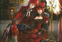 : Madame Red (Kuroshitsuji):