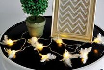 #Feather Light / Material  :  10 LED light , Feather Material Pakaging : Pvc  Power Source    : DC 3 Volt - 2AA Battery  Product Size       :  Cable Lenght 1,5m  Weight: 68 Gram