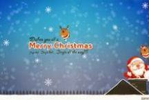 Christmas Celebration / Christmas stories and music, videos and animated pictures.It also contains valentine Day special cards and stories related to valentine Day.