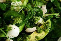 Salade & légume