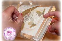 Portasoldi per IVAN & GIOVANNA / Reallizzato un portasoldi con scatola, coordinato con busta per il matrimonio di Ivan e Giovanna