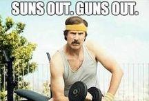 Excercise, Eat Right, Fitness, Etc!