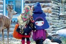 Snegourotchka: la fille de neige