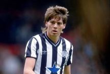 Chris Waddle (ENG) / Chris Waddle