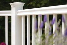 barandillas timbertech / Deckplanet ya cuenta con las barandillas timbertech para cerramientos con estilo en aticos, terrazas y piscinas.