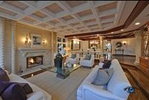 Great Room & Living Room Designs & Dens I / YOU TAKE MORE THEN 3 PINS I WILL BLOCK✌YOU / by 💖Sonya💏👸💖 Kane
