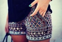 • Fasionable outfits! •