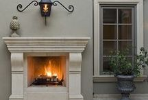 FIREPLACES & FIRE PITS & Wood Stoves& Gas Grills I♥♥ / by 💖Sonya💏👸💖 Kane