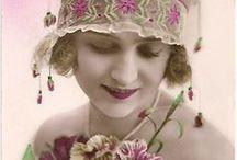 Cartes postales vintage / by Pat Gat