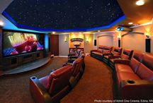 Home Theaters & Media Rooms I / YOU CAN TAKE 4 PINS > PLEASE BE RESPECTFUL THANK YOU IF NOT YOU WILL BE BLOCK✌ / by 💖Sonya💏👸💖 Kane