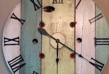 Pretty Clocks & Mirrors I  / by 💖Sonya💏👸💖 Kane