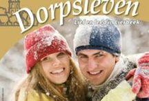 Dorpsleven / De huisartsen Govert Lammers en Tom Benschop delen lief en leed met de bewoners van het dorpje Lierbeek.