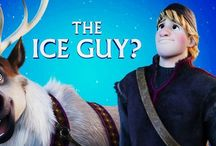 Kristoff ❆ / Anna's best friend, and maybe.... her future husband?