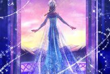 Elsa Fan Art ❆