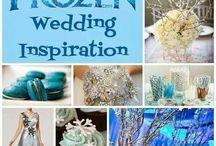 Frozen Dream Wedding! ❆