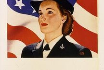 Women of WW2 / Here's to the Wavers and the Wows!