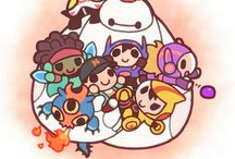 big hero 6 / Want to join? Just ask