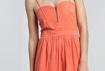 Inspiration couture / Des vêtements et des jolis formes qui donnent des idées de cousettes !