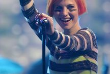 Hayley is mine! / Hayley Williams for paramore