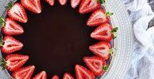 Торты / Собраны прекрасные рецепты тортов