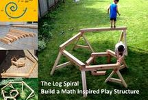 Backyard Project Ideas / For the parkour gym and tree house I'm going to build one day