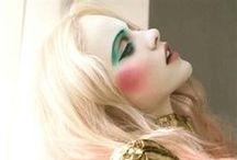 Anisa Gizela´s Vogue make up / Anisa Gizela´s Vogue make up